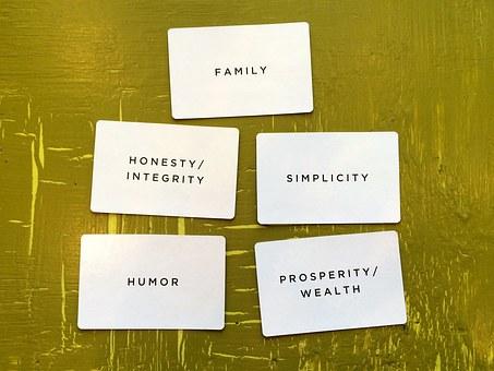 Got Values? Name Them.